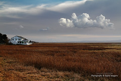 THE DEE MARSHES & BOAT HOUSE INN (David Preston Photography & Digital Imagery) Tags: uk england pub cheshire publichouse parkgate thewirral theboathouseinn deemarshes
