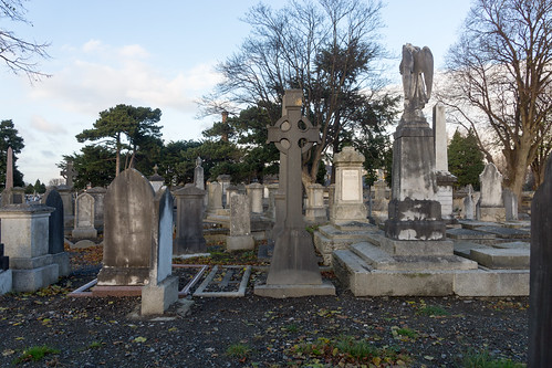 Mount Jerome Cemetery & Crematorium is situated in Harold's Cross Ref-100423