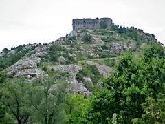 Fortress near Cetinje, Montenegro (Paul McClure DC) Tags: castle architecture scenery historic balkans montenegro crnagora cetinje june2010