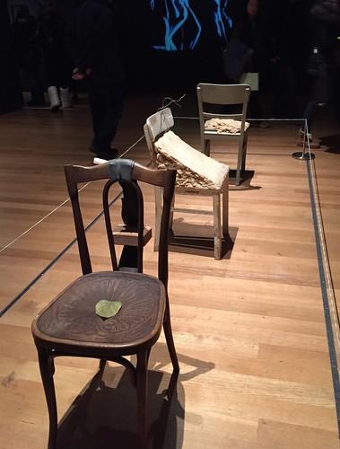1-5 Sturtevant at MoMA