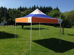 Quick Folding Tent  - Tour de France Tent