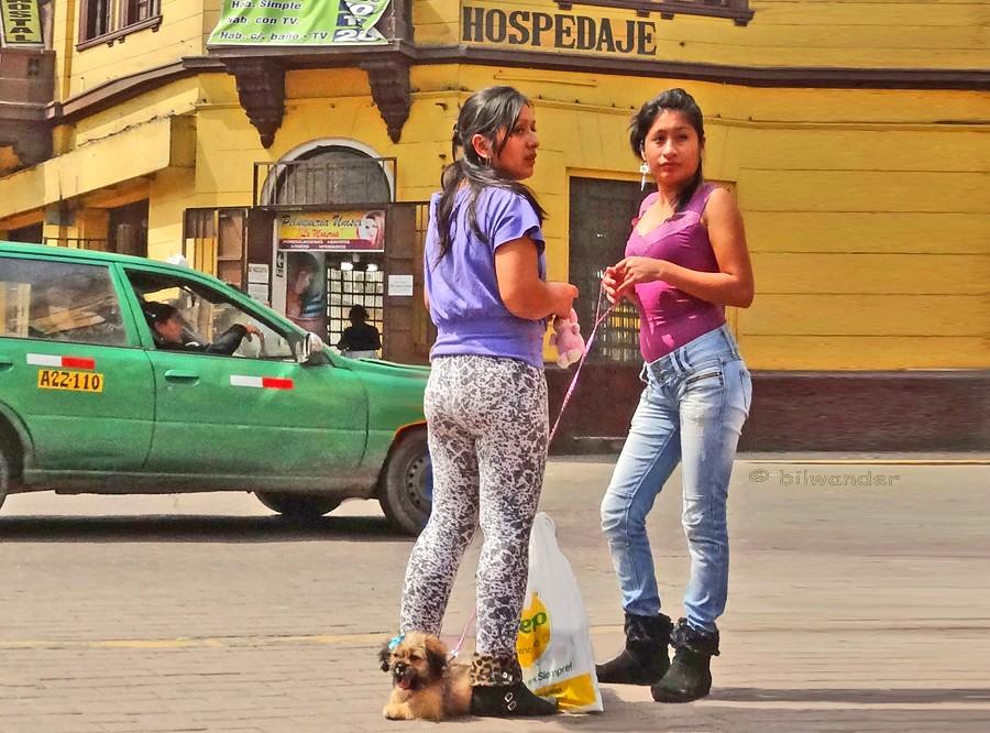 Peruvian teens fattest girls