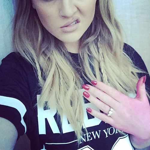 perrie-edwards-engagement-ring