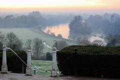 Richmond Hill (jonron239) Tags: mist thames river view famous hill richmond turner