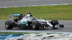 Nico Rosberg (Mercedes W06 V6T 1.6 Hybrid) (S. Le Bozec) Tags: mercedes f1 hybrid formule1 formula1 jerez w06 jerezdelafrontera nicorosberg