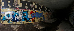 Uter Tupac (always_exploring) Tags: graffiti tunnel charles explore bayarea graff tupac rane lurk uter ksv ase maska bayareagraffiti