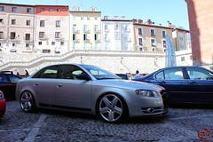 Cold Days Burgos 2k14 (- AJ Photography- / Evolution Cars) Tags: vw low static a4 audi b7 touareg kw stance oem oemplus
