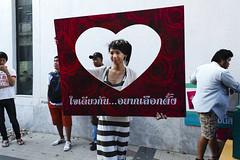 20150214-เลือกตั้งที่ลัก -90 (Sora_Wong69) Tags: people thailand bangkok protest police liberalism activist politic assembly coupdetat nonviolenceaction supportelection