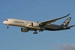 A350 Airbus Industrie F-WWCF (Hylanderstef) Tags:
