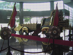 Chariot of the Sultan of Brunei