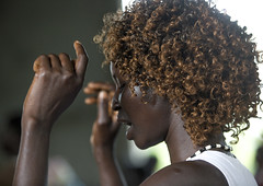 Woman Praying During Catholic Sunday Church Service, Gambela, Ethiopia (Eric Lafforgue) Tags: africa people church horizontal religious photography hope togetherness women day catholic singing adult african interior sudan faith prayer religion praying sunday border profile belief indoor tribal christian celebration indoors believe devotion inside christianity spirituality ethiopia mass tribe spiritual curlyhair handsup worshipper religiouscelebration oneperson jesuschrist lifestyles hornofafrica ethiopian eastafrica onewomanonly nuer colorpicture christanity oneyoungwomanonly africanethnicity 1people gambela anuak africanculture onlywomen gambella anyuak colourpicture oneadultonly agnwak anywaa gambelagambella ethio1405944