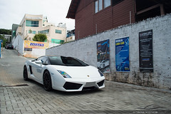 Lamborghini Gallardo LP550-2 Bicolore (Andre.Siloto) Tags: brasil bull curitiba parana lamborghini cwb gallardo ctba bicolore worldcars lp550 lp5502 brasilemimagens