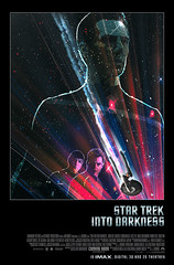 STAR TREK INTO DARKNESS (Owain Wilson) Tags: voyage motion art film home illustration photoshop trek movie poster for star design search jj darkness iii country picture first v final ii spock contact khan generations abrams advance iv wrath 2009 teaser frontier vi nemesis insurrection the undiscovered of into