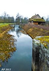 Cours d'eau / Water Way (Anne_FR) Tags: water canal eau alsace channel bruche ergersheim