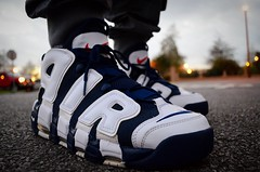 2012 Nike Olympic Air More Uptempo (chiva1908) Tags: nt air sneakers nike more kicks olympic olympics iss 2012 nikes niketalk creps uptempo kotd wdywt pippens uptempos airmores