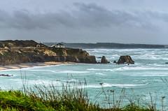 Vila nova Milfontes Beach 247 (_Rjc9666_) Tags: winter sea sky seascape praia beach portugal landscape coastline alentejo 295 247 vilanovademilfontes vilanovamilfontes nikkor55200mm bejadistrict nikond5100 ruijorge9666