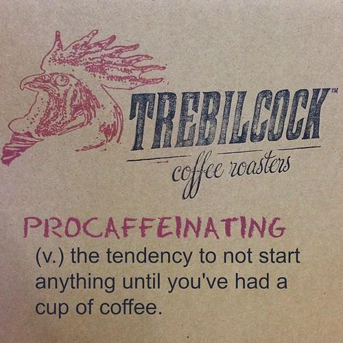 Terminology - Procaffeinating