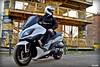 Kymco Xciting 400cc (Jorge Medina Mediavilla) Tags: barcelona kymco scotter 400cc xciting