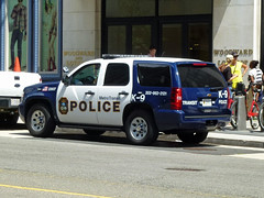 Metro Transit Police 23607 (Emergency_Vehicles) Tags: 23607 metro transit police chevrolet suburban dog canine k9 unit washington dc