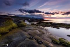 Rocks (Caramad) Tags: zierbena landscape sunset marcantbrico camadats puestadesol rocks agua longexposure wate ellastrn mar wave light seascape sea rocas olas playa