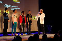 "5. Science Slam Erlangen • <a style=""font-size:0.8em;"" href=""http://www.flickr.com/photos/125048265@N03/28173631083/"" target=""_blank"">View on Flickr</a>"