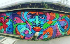 By #farmprod #fp #bxl #livingincolors #culturepassages #streetart #graffiti #graff #spray #wall #urbanart #paris (pourphilippemartin) Tags: farmprod fp bxl livingincolors culturepassages streetart graffiti graff spray wall urbanart paris