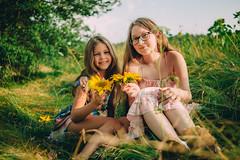 IMG_1248 (DavydchukNikolay) Tags:       kids kidsphoto kidsphotography happy happymoments flower summer photowithkids sunflower