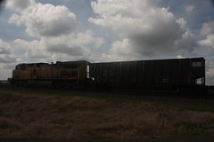 54043 (richiekennedy56) Tags: ac44cw unionpacific up6547 kansas shawneecountyks menoken topeka railphotos unitedstates usa