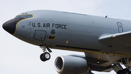 USAF KC-135T 58-0112