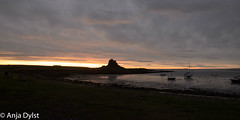 UK-20130919-0003.jpg (AnjaCarla) Tags: castle northumberland palace ship seaviews lindisfarne harbour waterviews styleofphoto uk sunsetsunrise colour