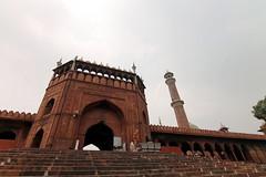 IMG_8599Old_Delhi_Jama_Masjid (donchili) Tags: delhi jama masijd india