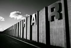 Port of Helsinki | Vuosaari Harbour (Toni Kaarttinen) Tags: portofhelsinki vuosaari vuosaarensatama harbor harbour instagram instawalk finlndia finnland finnlando finlandia finlande finnorszg  finlndia finlanda  suomi finland scandinavia industrial architecture wall alphabet bnw