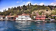 Istanbul... (berkecanavc) Tags: travel d855 g3 lg emirgan bosphorus istanbul