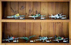 COBI Aircraft Collection, September 2016 (Adam Purves (S3ISOR)) Tags: cobi messerschmitt me 109 bf bf109 me109 aircraft fighter military wwii worldwarii worldwar2 smallarmy luftwaffe brick block lego german poland polish pzl p11c 11c 5516 airforce ww2 spitfire supermarine mustang zero mitsubishi 5515 5512 5513 a6m2 a6m p51c p51 aeroplane plane japanese pacificwar dogfight nihon british