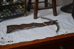 SD size Crossbow (Shatiel85) Tags: wood wooden doll handmade plastic sd handpainted bjd custom 13 beech crossbow tdw thedarkwood