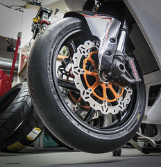 KTM RC8 R PVM wheel (bjoern.gramm) Tags: wheel ktm motorcycle brake disc superbike motorrad pvm rc8