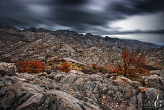 Burden (TranceVelebit) Tags: autumn weather clouds twilight croatia limestone karst dalmatia velebit dinaricalps paklenicanationalpark dinaridi paklenicanp