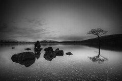 Some time to chill .......Milarrochy bay Loch Lomand Scotland (Nikon Morris aka Oldskool) Tags: landscape bay scotland big long exposure lee loch stopper lomand milarrochy