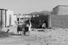 In the Kajbar/Kajabar valley (10b travelling) Tags: africa sahara monochrome blackwhite northafrica dam sudan nile valley third cataract opposition nubian hydropower 2013 kajbar carstentenbrink iptcbasic cmtbbw kajabar