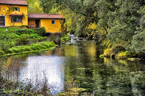 Ria de Barro en Niembro