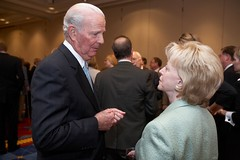 "James Baker and Mrs. Lynne Cheney, wife of Vice President Dick Cheney • <a style=""font-size:0.8em;"" href=""http://www.flickr.com/photos/55149102@N08/15786491631/"" target=""_blank"">View on Flickr</a>"