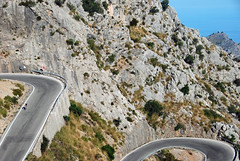 Mallorca - Sa Calobra - Torrent de Pareis - Illes Balears - Islas Baleares - Spain - España (F2eliminator Travel Photography) Tags: ocean road trip travel sea summer vacation españa costa naturaleza holiday seascape nature water landscape island islands coast mar spain nikon europa europe mediterranean mediterraneo cyclist carretera natural curves paisaje sierra espana verano ciclista curve serra mallorca espagne isla vacaciones islas spanien spagna majorca baleares oceano viajar curvas curva costas balearic balears tramuntana calobra tramontana illes sacalobra