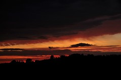 Tramonto Sabino (luporosso) Tags: sunset sky naturaleza nature nikon tramonto natura cielo skiline naturalmente luporosso nikond300s