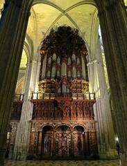 Sevilla - Catedral de Santa María de la Sede (J.S.C.) Tags: españa sevilla spain arquitectura arte catedral renacimiento gótico
