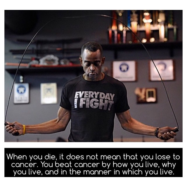 The more we struggle, the more we learn and the more resilient we become--physically and mentally. RIP Stuart Scott Leave your legacy. @visionvictory #visionvictory #visionthevictory #empowerthestruggle #viv #struggle #teamVIV