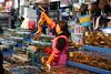 Noryangjin fish market in Seoul (mbphillips) Tags: korea 서울 한국 韓國 노량진 noryangjin 鷺梁津 seoul fishmarket fareast asia アジア 아시아 亚洲 亞洲 dongjakgu 동작구 銅雀區 mbphillips canon450d canonef50mmf18ii