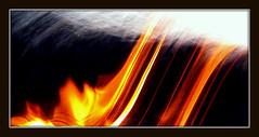 Flammen und Rauch... (ekeha) Tags: abstract macro feuer hmm mondays rauch flammen hitze