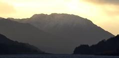 Loch Leven (R_W_M) Tags: winter scotland highlands lochleven