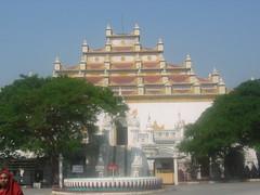 Atumashi Kyaung Temple