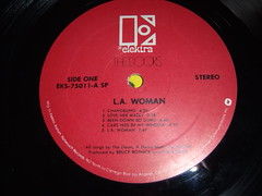 The Doors (mikecardsfan) Tags: woman la doors vinyl record lawoman